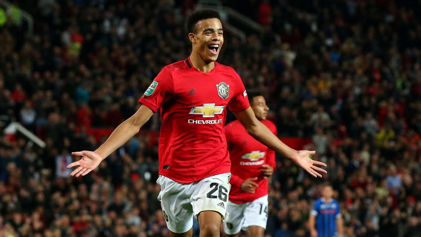 Cetak 2 Gol Untuk Manchester United Di Eropa Mason